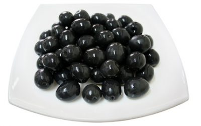 Aceituna negra dulce